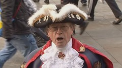 Operation Admiral 2 - Town Crier (Greater Manchester Police) Tags: police arrest gmp towncrier britishpolice ukpolice greatermanchesterpolice crimereduction unitedkingdompolice operationadmiral