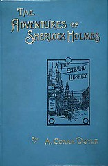 ... Sherlock Holmes (book cover