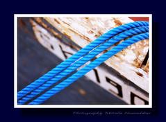 Marine 3 (Metatla Photography) Tags: sea art algeria boat graphics nikon bleu string algerie algrie azur tourisme skikda alger afriquedunord themediterraneansea d700 nikond700 metatlanoureddine northafriqua