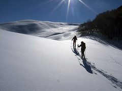 DSCF1446 (Antonio Palermi) Tags: scialpinismo gransasso montesanfranco
