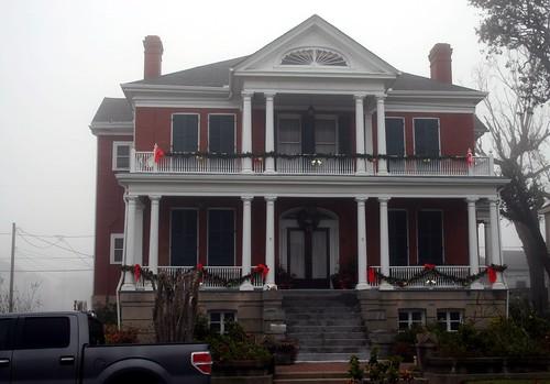m.w. shaw house
