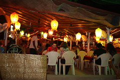 Dhum Biryani Restaurant at Anjuna Beach, Goa