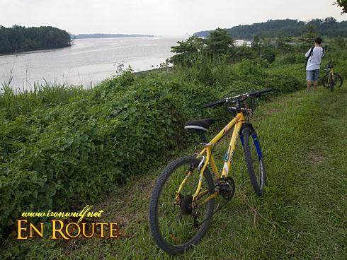 Pulau Ubin Bike