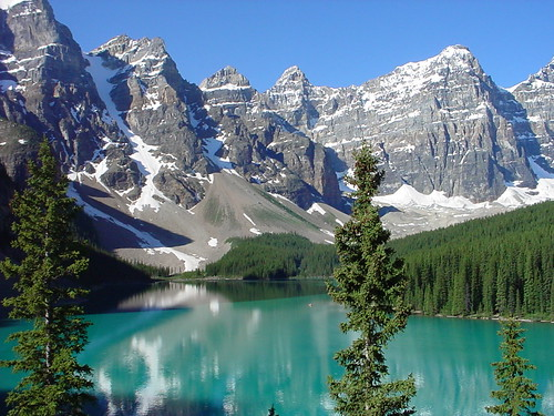 Moraine Lake Vista 2