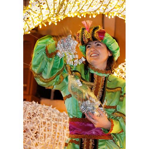 Cabalgata los Reyes Magos, Palma de Mallorca