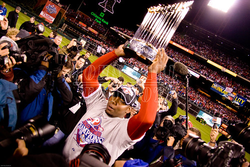 Philadelphia Phillies, World Champions 2008 by jpe118.