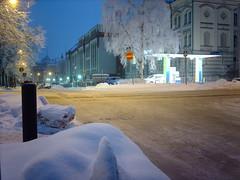 Foggy (hugovk) Tags: camera winter snow digital suomi finland helsinki frost hoarfrost january foggy helsingfors rime hvk talvi 2010 tammikuu petrolstation uusimaa nyland rimy hugovk exif:ISO_Speed=100 imag0853 exif:Focal_Length=77mm digitalcamerads5mp exif:Exposure=1 exif:Flash=offdidnotfire exif:Aperture=30 exif:Orientation=horizontalnormal exif:Exposure_Bias=0 ds5mp camera:Model=ds5mp camera:Make=digitalcamera meta:exif=1364121111