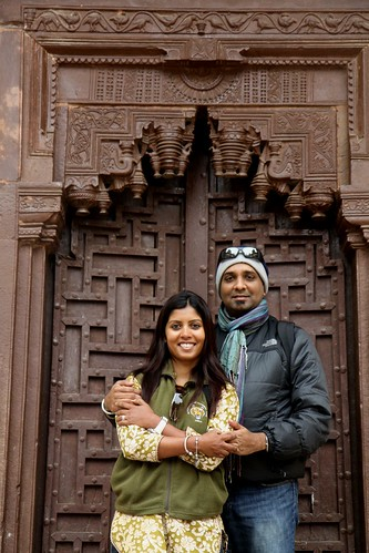 jehangir mahal orchha palace