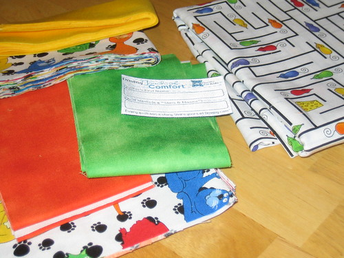 Quilts for Kids kit