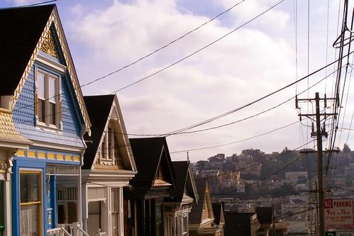 Cascading Gables, Castro Street