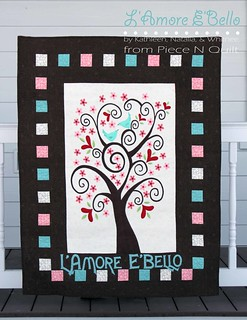 L'Amore E'Bello Wall Hanging