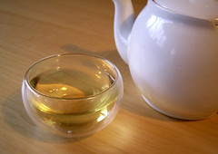 Chinese Teacup (sui ()) Tags: hot cup glass tea chinese heat teacup jing resistant doublewall
