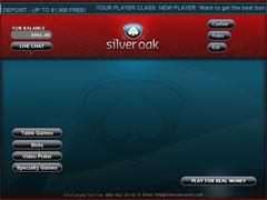 Silver Oak Casino Lobby