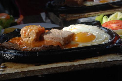 Mixed beefsteak