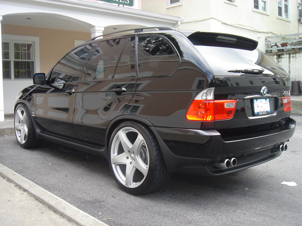 My old e53 Rims on my e70 plus all mods thoughts  Page 3