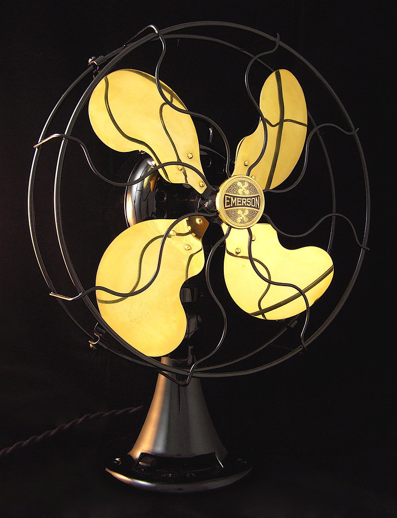 Antique Electric Fan - Emerson 24646