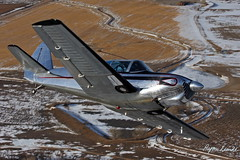 Globe Swift (Champion Air Photos) Tags: globe aviation swift airtoair taildragger gc1 temco