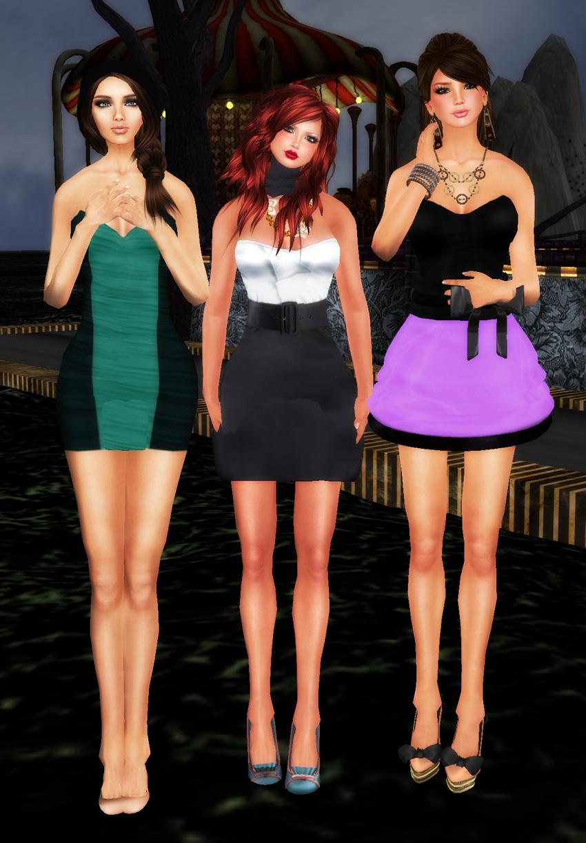 Jayne, Karla & Suri