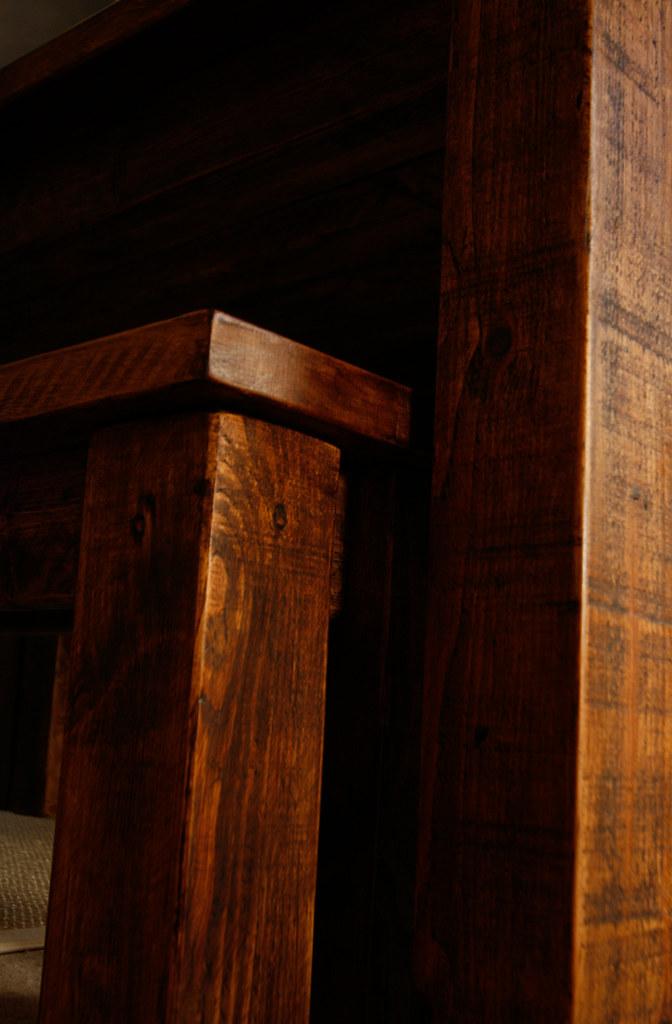 Legs detail :: New farmhouse table #06