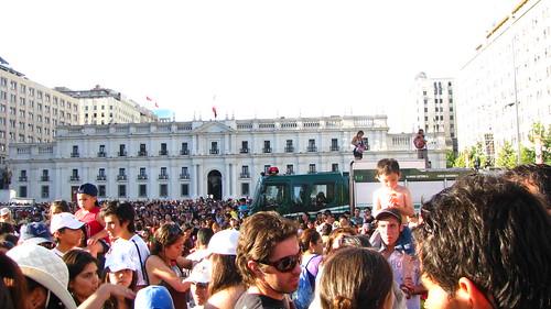 Santiago es una fiesta y se llenó de enanitos