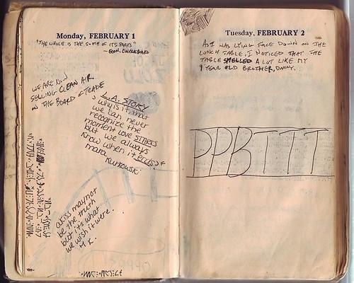 1954: February 1-2