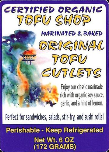 Original Tofu Cutlets