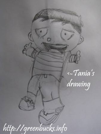 tania's drawing