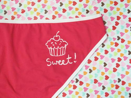 wardrobe remix: embellished panties