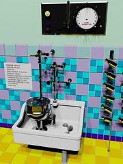 urinal (jasonwoodhead23) Tags: sink bowl rim urinal sign portable steel valve flush stainless 3drendering plumbing urban exploring sanitary clinical vintage tile