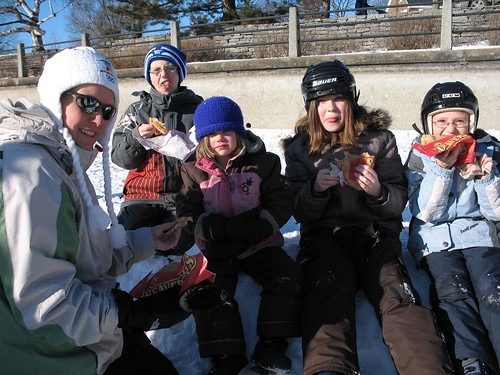 Beavertails on the Rideau Canal