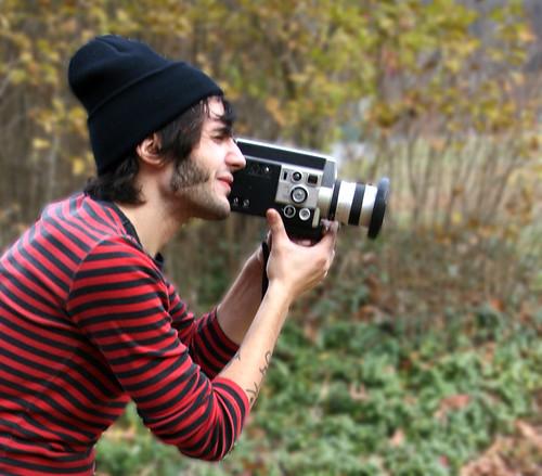 Filmmaker Victor Bonacore