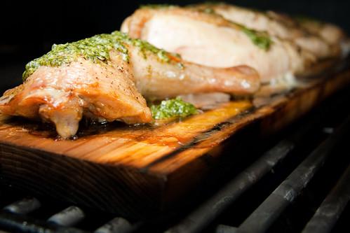 Chicken/Plank/Grill