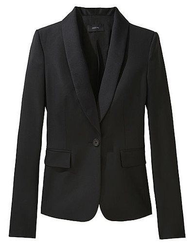 joseph smoking jacket - la garconne