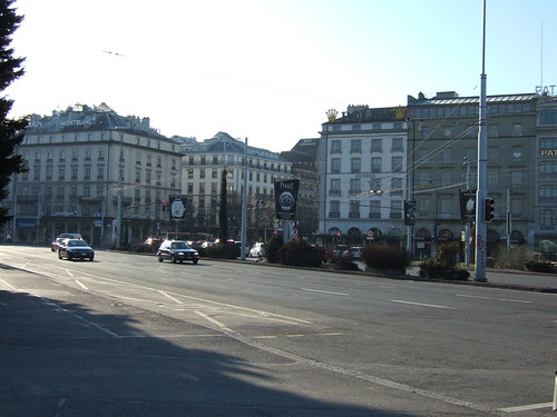 Downtown Geneva