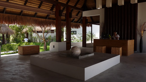 Koh Samui Mimosa Resort-Reception コサムイ ミモザリゾート4