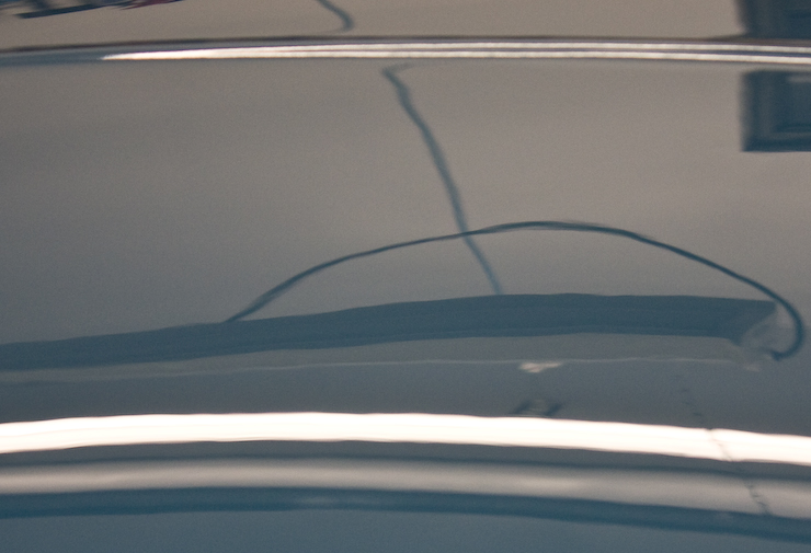 1966 Corvette Sting Ray 427 roof after
