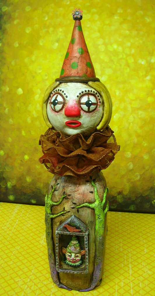 Bayou Clown