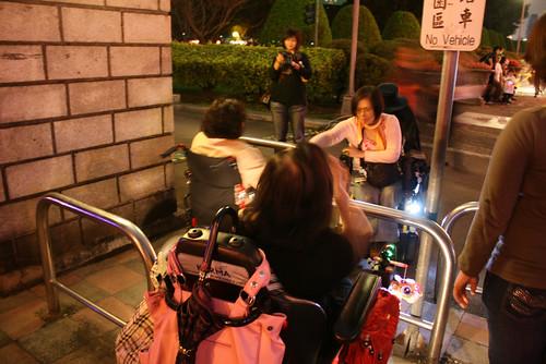 輪椅可以用一些技術進去