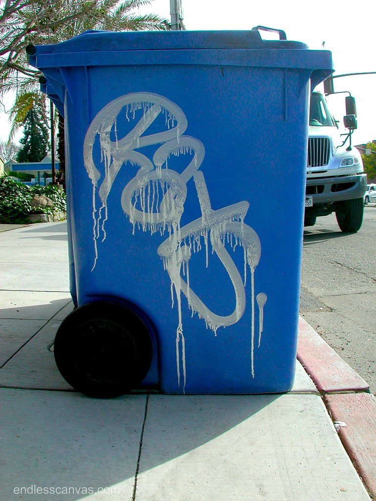 CK, RAYS, Berkeley, Graffiti, Street Art