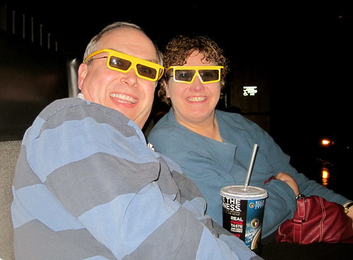 Avatar in 3D on IMAX Mom/Dad