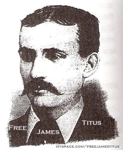 Free James Titus Logo
