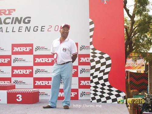 mrf race 355