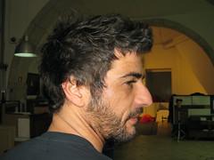 curly hair cut man (wip-hairport) Tags: man portugal hair cut lisbon curly salon motor hairport