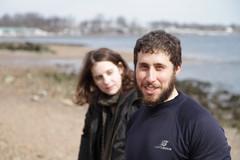 Matt and Barbara (jasoneppink) Tags: matt barbara statenisland heyimwalkinhere lemoncreekpark walk52 burnsomedust