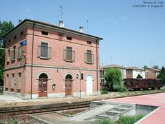 Stazione di Cona (Riccardo Fogagnolo) Tags: er stazione cona lineaferraracodigoro
