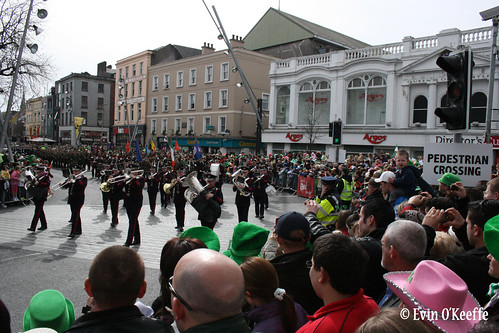 Cork St. Patrick's Day Parade 4