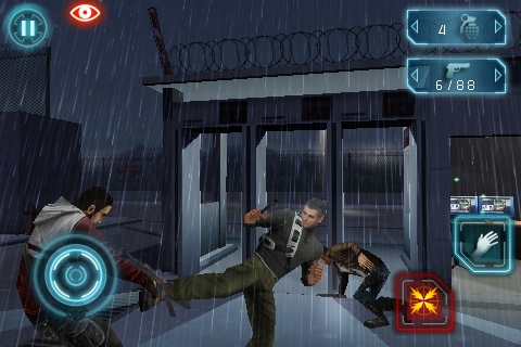 Spllinter Cell: Conviction iPhone