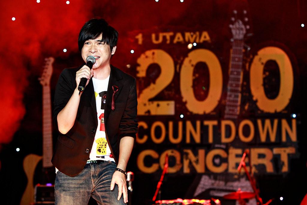 1 Utama 2010 Countdown Concert