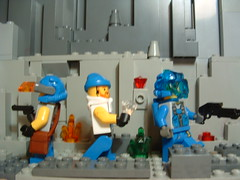 power miners preveiw (GoldTopProductions) Tags: power lego miners brickarms