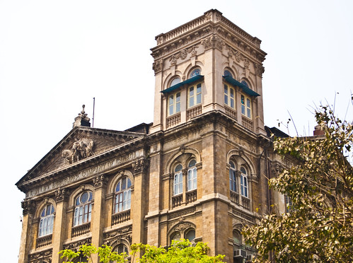 An Old Building - South Bombay